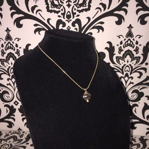 Lauren Conrad Gold style necklace